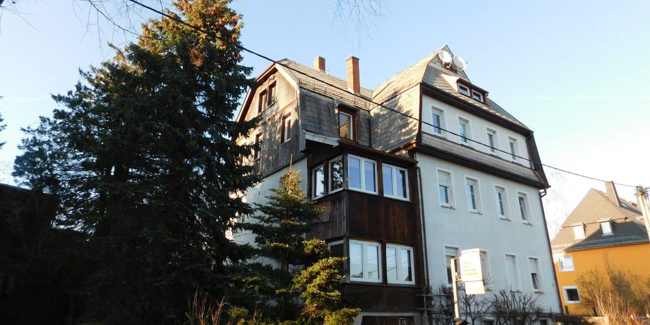 Mehrfamilienhaus in ruhiger Lage von Chemnitz-Grüna