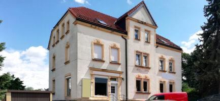 Mehrfamilienhaus in Rabenstein
