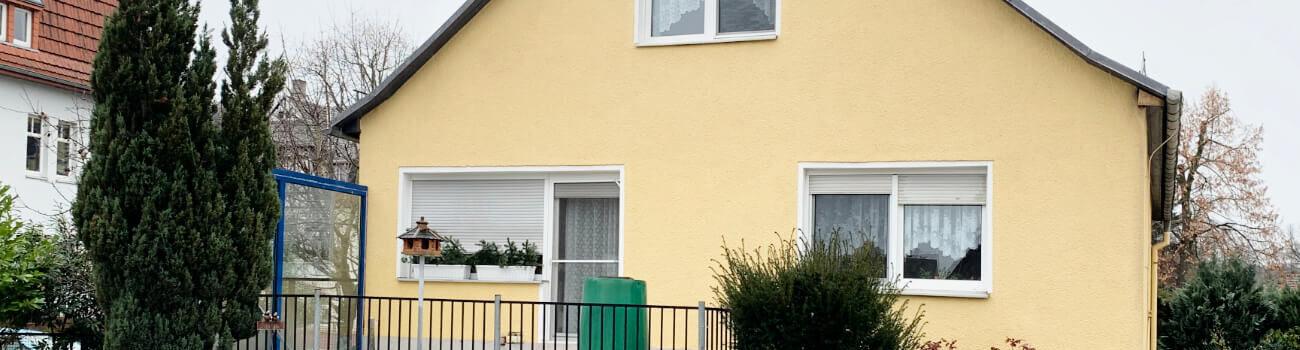 Gemütliches Einfamilienhaus in Chemnitz-Rabenstein