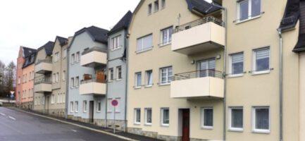 Renditeobjekt: Neu sanierte Reihenhäuser im Stadtzentrum von Stollberg